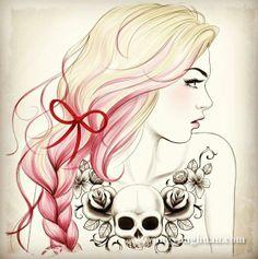 Gorgeous! Rik Lee Illustrations