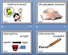 lots of resources for the Spanish class
