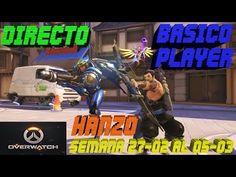 Overwatch Gameplay Español   Let's play Overwatch   Partidas Arcade - HA...