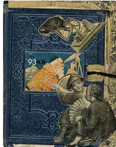 Janice Lowry journal 93, 2001 July 12-December 3. Janice Lowry papers.  (3) Tumblr