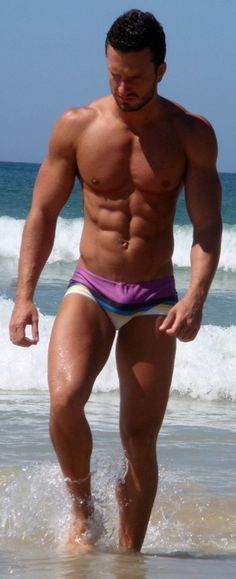 Multi-coloured shorts