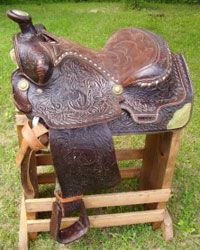 big saddels | ... vintage Big Horn saddle. The older Big Horns are nice, solid saddles