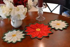 Ravelry: recently added to Table Runner