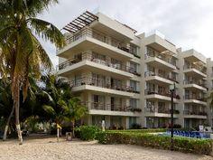 "VRBO.com #453210 - Ixchel Beachfront Penthouse Condo 509/510 - ""Best View"" with Roof Terrace"