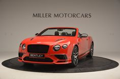 New 2017 Bentley Continental Supersports Coupe & Convertible - Taking Orders Now! | Greenwich, CT