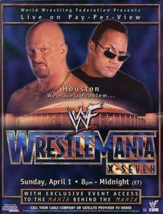 Wrestlemania X7 Houston 2002