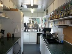 Image result for coffee trailer layout
