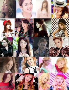 SNSD HyoYeon 2007-2013: ITNW, Kissing You, Baby Baby, Gee, Genie, Oh, RDR, Hoot, Mr. Taxi, Echo, Bad Girl, The Boys, Time Machine, Paparazzi, All My Love Is For You, Flower Power, Dancing Queen, IGAB, Love & Girls, Beep Beep