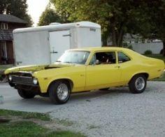 1969 Chevrolet Nova Muscle Car by Matt k http://www.musclecarbuilds.net/1969-chevrolet-nova-build-by-matt-k