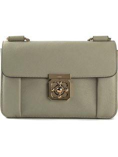 Shop Chloé medium 'Elsie' shoulder bag