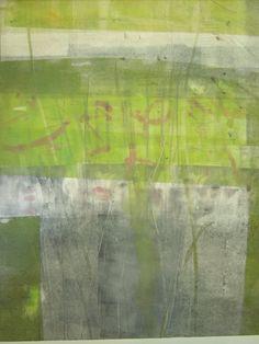 Monoprint by Laura Carlton