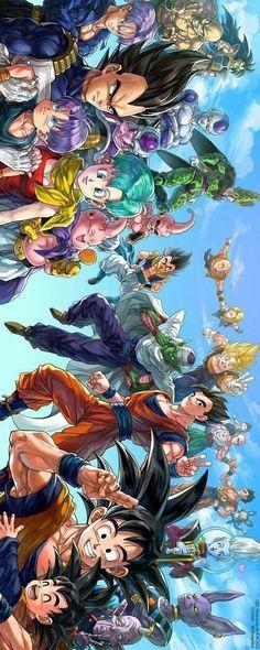 dragon ball z desenho animando : world's most famous drawing dragom ball z goku ved. Dragon Ball Gt, Dragon Z, Anime Kunst, Anime Art, Rick Und Morty, Goku Super, Animes Wallpapers, Anime Comics, Dc Comics