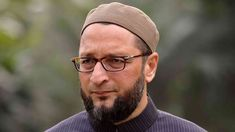 Owaisi calls for third front in 2019 Lok Sabha polls says country fed up with BJP Congress - Zee News Muslim Men, 12 November, Album Cover Design, On The Issues, Normal Life, News India, Political News, Bearded Men, Islam