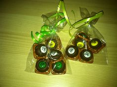 Baby shower party favors (woodland theme)