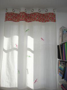 1000 id es sur rideaux de chambre de filles sur pinterest - Rideaux chambre ado fille ...