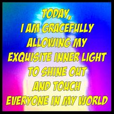 #affirmation #affirmations #lightworker #healyourlife #healing #radicalhealing #recovery #radicalrecovery #positivity #radicalpositivity #positivevibe #positivelife #goodvibes #positiverecovery #iam #innerlight #letitshine #thislittlelightofmine #dailyintention #quote #quotes #meditation #spirituality #mindfulness #dbt #miracles #raiseyourvibration #raiseyourfrequency #changeyourthoughts #changeyourlife