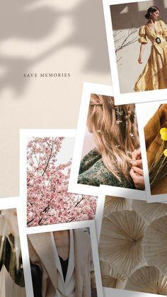 Willing Invitation Mailers Web Design, Layout Design, Instagram Story Template, Instagram Story Ideas, Megan Hess, Photoshop, Aesthetic Collage, Social Media Design, Social Media Template