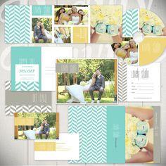Fotografie-Marketing-Vorlagen: Schönes von LaurieCosgroveDesign