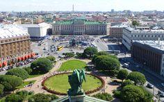 Blick von der Isaaks-Kathedrale © Gudrun Krinzinger Gudrun, Hotels, Dolores Park, Travel, Last Minute Vacation, Cruises, Baltic Sea, Voyage, Viajes