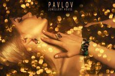 PAVLOV jewellery house P A V L O V jewellery #pavlov #pavlovjewelry #jewelry #gold #jewels #bijoux #gioielli #ジュエリー # gold 14k