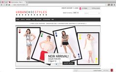 [Singapore] Urbanchicstyles is a one-stop fashion destination, catering to those who lead a hectic lifestyle. We strive to bring the latest trends to the hard-at-work all with a click of a mouse.     We believe in bringing affordable ready-to-wear pieces to you with the right price and take pride in our selection of designs. Being avid online shoppers ourselves, we understand that online shopping can sometimes be a harrowing experience. | http://www.urbanchicstyles.com/