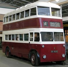 PORTSMOUTH TROLLEYBUS