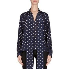 Silk crepe de Chine blouse Balenciaga Free Shipping Buy Buy Cheap Brand New Unisex Classic Factory Outlet For Sale Low Shipping Fee Sale Online 4q7HUG5Pe
