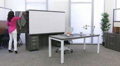 dual purpose office furniture #officeinspiration #officeinspo   National Business Furniture