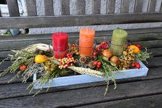 Herbst Tischdekoration Herbstdekoration Tischdeko  von Missbellflower auf…