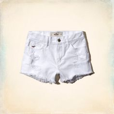 Hollister High Rise Short-Shorts