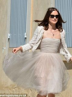 Keira Knightly's wedding dress - Lagerfeld Chanel
