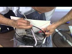 Art Lesson #2: How to Make a Spinning Machine - YouTube