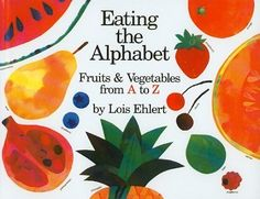An alphabetical tour of the world of fruits and vegetables, from apricot and artichoke to yam and zucchini. (Grades: Prek-K) Call number: PE1155 .E35 1989