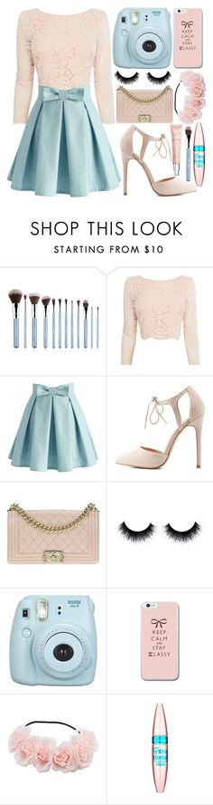 """""""Blossom"""" by ali-biby-1 ❤ liked on Polyvore featuring Coast, Chicwish, Charlotte…"""
