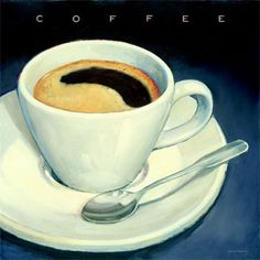 This is what a nice cup of coffee looks like :-) (Coffee Nero - Marco Fabiano)