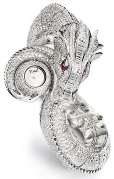 Piaget Dragon High Jewelry Secret Watch Worth $1,720,000 Million
