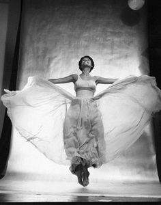 vintage everyday: Lena Horne, 1954 by Philippe Halsman