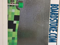 Creeper board!