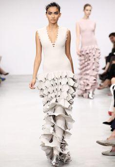 Azzedine Alaia Fall 2011 Couture