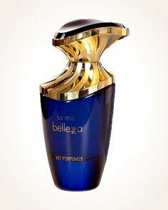 My Perfumes La Mia Bellezza parfémová voda 100 ml Water Bottle, Perfume, Mugs, Drinks, Tableware, Beauty, Drinking, Beverages, Dinnerware