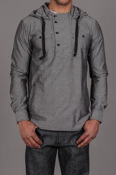 Ambiguous Clothing Mumford L/S Woven Shirt