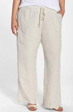 Linen Pants Women On Pinterest Linen Trousers Linen