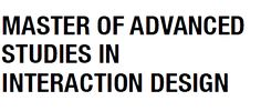 Master of Advanced Studies in Interaction Design