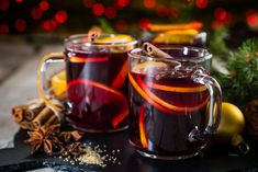 Red Wine, Mason Jars, Alcoholic Drinks, Food And Drink, Tableware, Glass, Drink Recipes, Advent, Smoothie