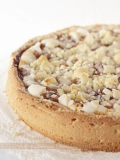 Ahhh, the many possibilities one could come up to fill this great looking toasted corn flour shortcrust pastry with. #food #pastry #pie #crust #gluten_free #baking
