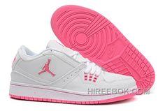 1f9b0c0f2c3f3 New Air Jordan 1 Low GS White Pink For Sale Lastest 4wWtwwA