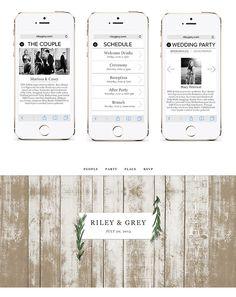 225 Best Wedding Website Design Ideas Templates Images In 2019