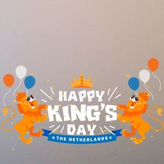 No business today as we celebrate #kingsday2016