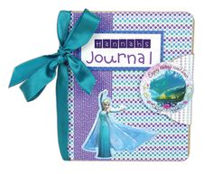 Hannah's Journal - Click through for project instructions.