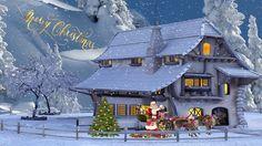 Winterliche Weihnachtsbilder.Die 14 Besten Bilder Von Merry Christmas In 2018 Heiligabend